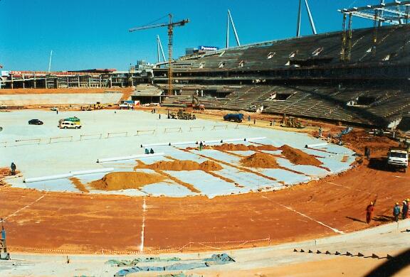 Ellis Park Athletics Stadium 1993