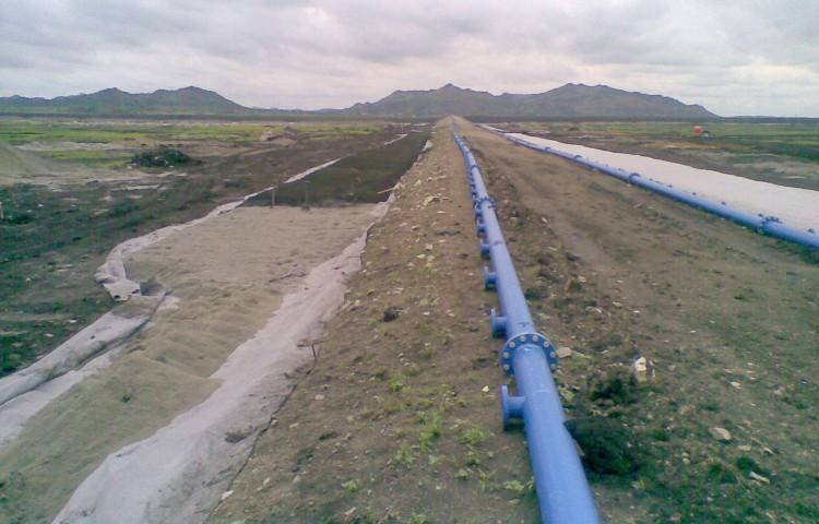 Karee Platinum Mine, 2007