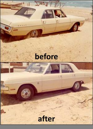 North Beach Durban 1973