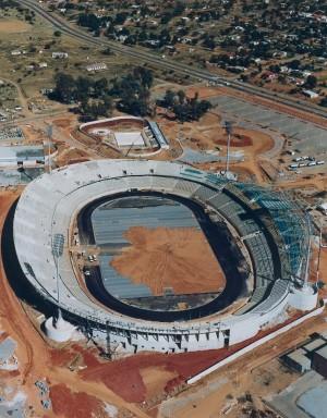 Phokeng Stadium 1992